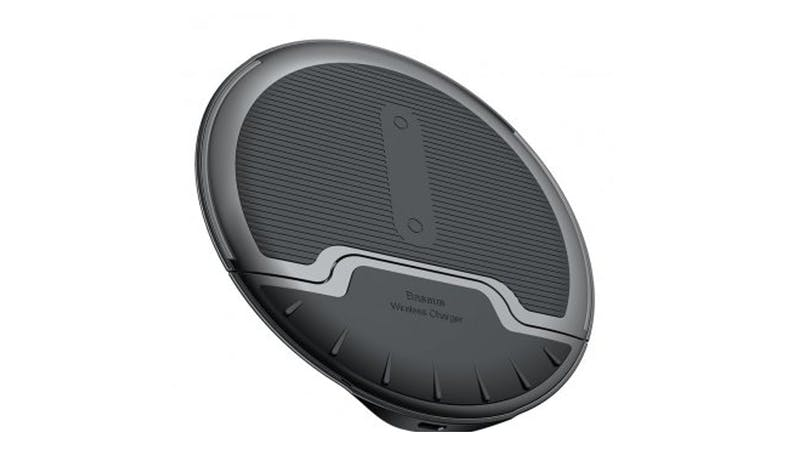 Baseus WXZD-01 Qi Foldable Wireless Charger - Black-02