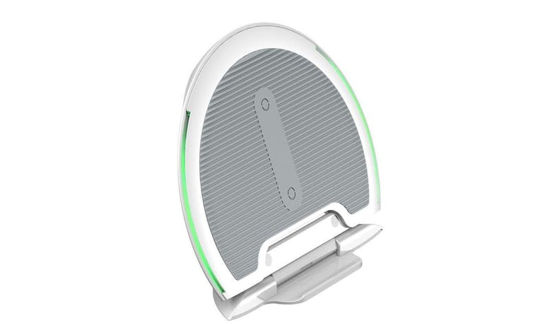 Baseus WXZD-02 Qi Foldable Wireless Charger - White-01