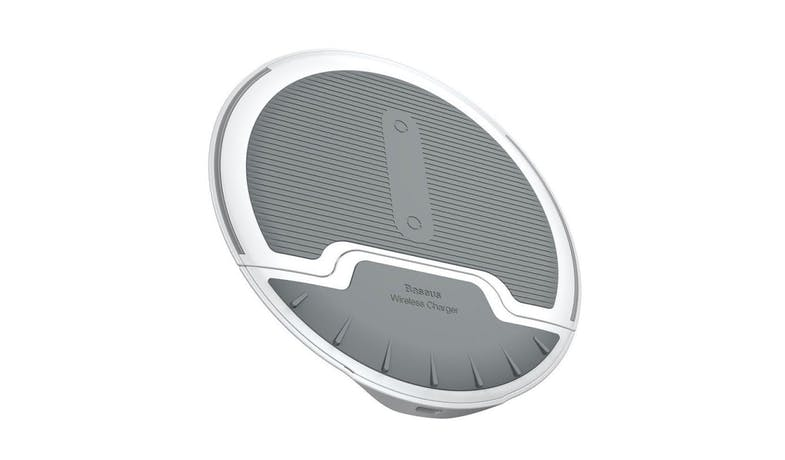Baseus WXZD-02 Qi Foldable Wireless Charger - White-02