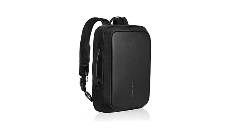 Bobby Bizz Anti-Theft Backpack & Briefcase - Black 02