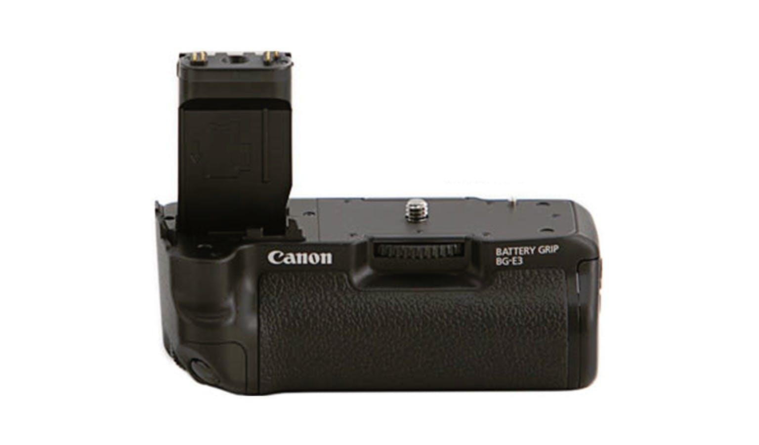 Canon BG-E3 Battery Grip - Black