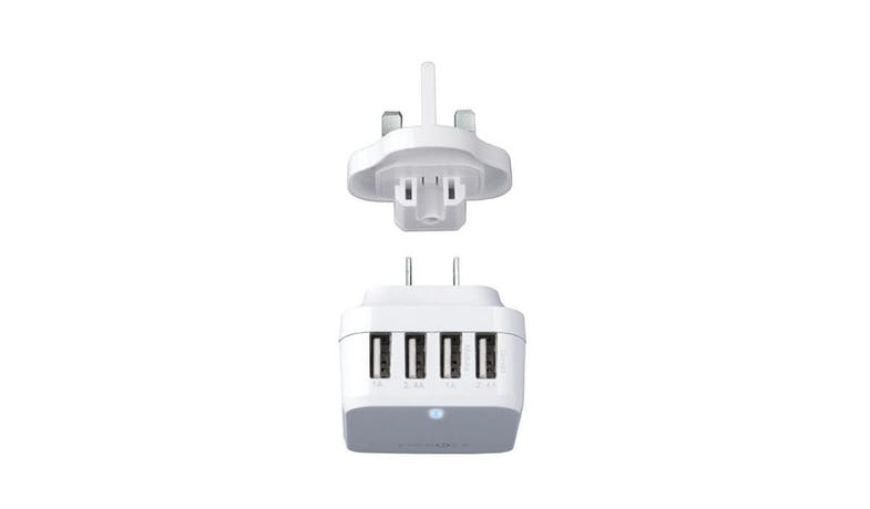 Energea Travelite 6.8 Charger - White 02