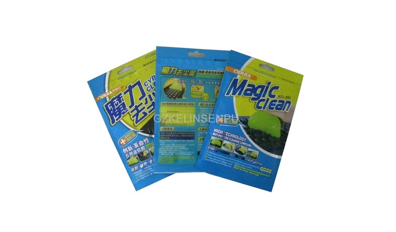 Opula Magic Dust Cleaning Compound Slimy Gel