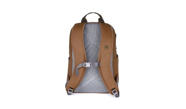 "STM Banks 15"" Laptop Backpack - Brown"