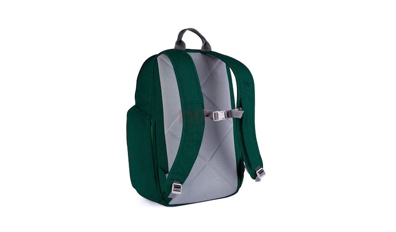 "STM Kings 15"" Laptop Backpack - Green 02"