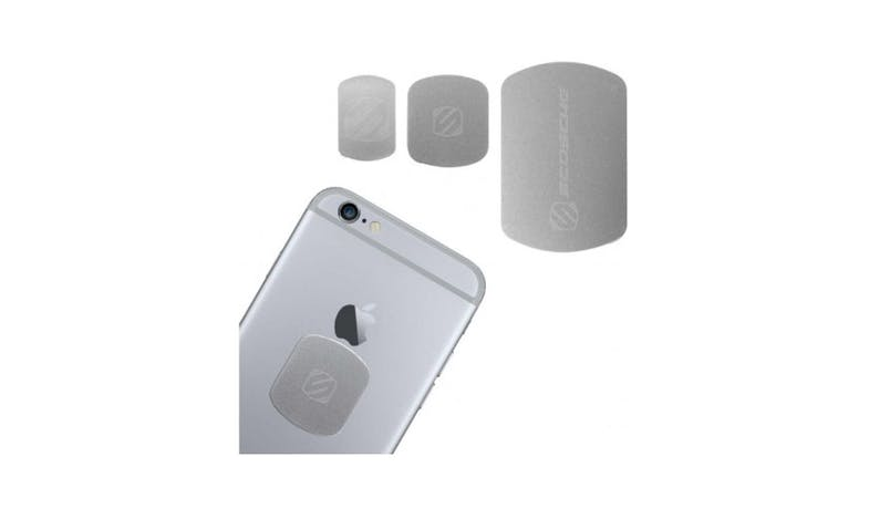 Scosche MagicMount Magnetic Mount Replacement - Grey 02
