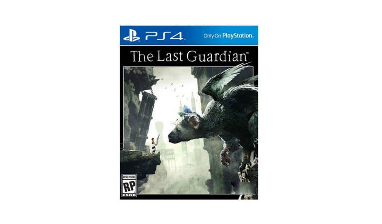 Sony PS4 Pcas-00074b The Last Guardian Games