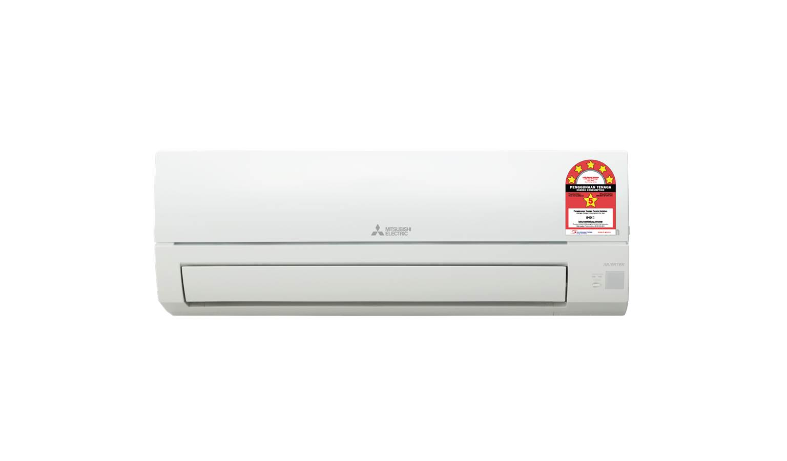 Mitsubishi MS-JR13VF 1.5HP Non-Interver Air Conditioner
