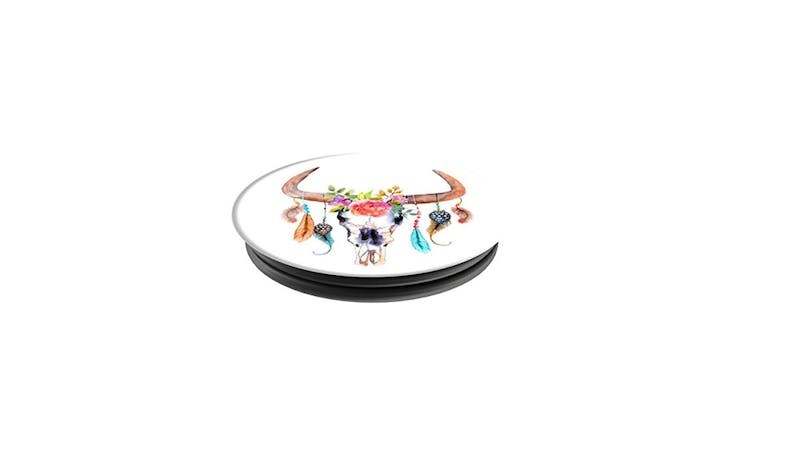 Popsockets Mobile/Tablet Grip - Bull Feathers-02