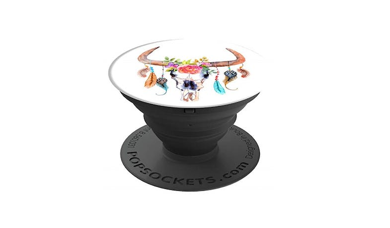 Popsockets Mobile/Tablet Grip - Bull Feathers-01