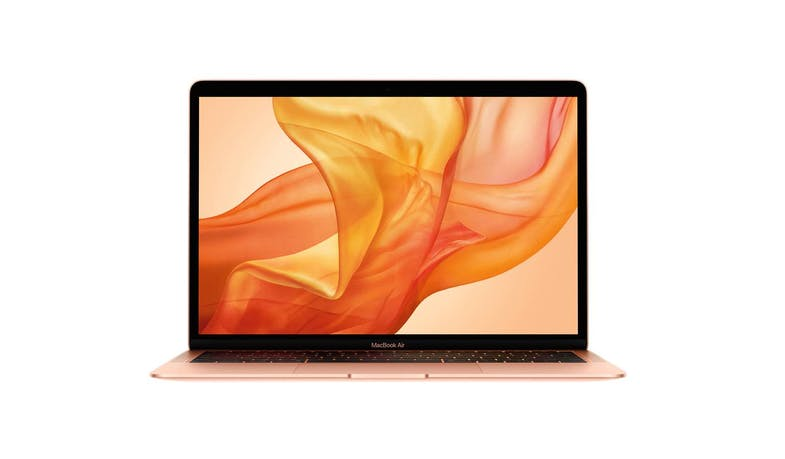 Apple 13-inch MacBook Air (Core i5, 128GB) - Gold (Main)