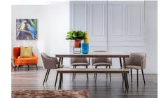 Aspen 1+5 Pieces Dining Set