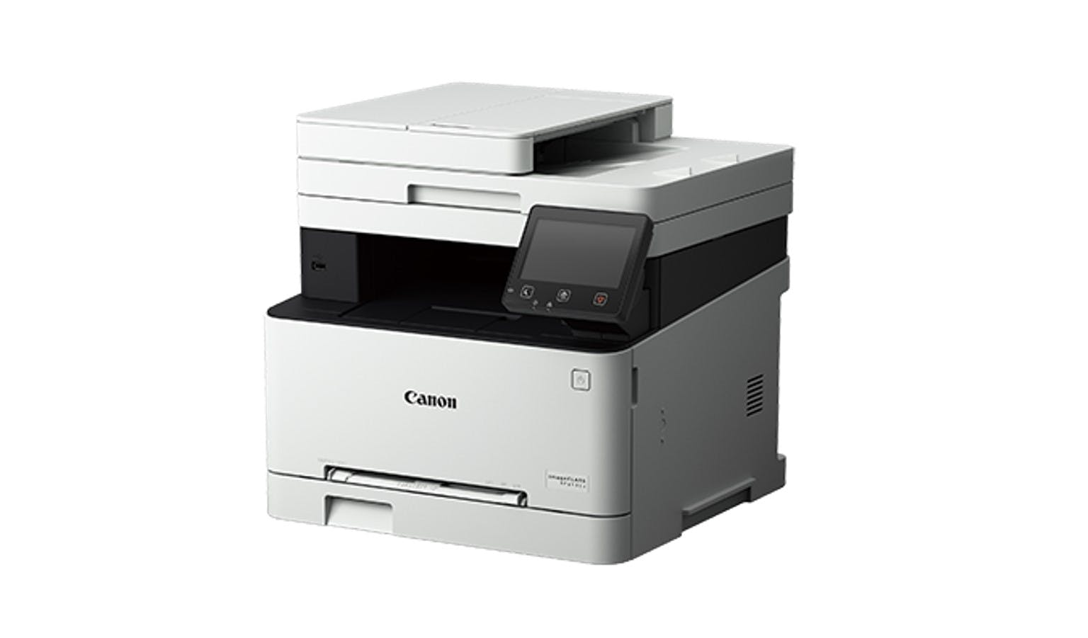 Canon MF645CX All-In-One Colour Laser Printer - White