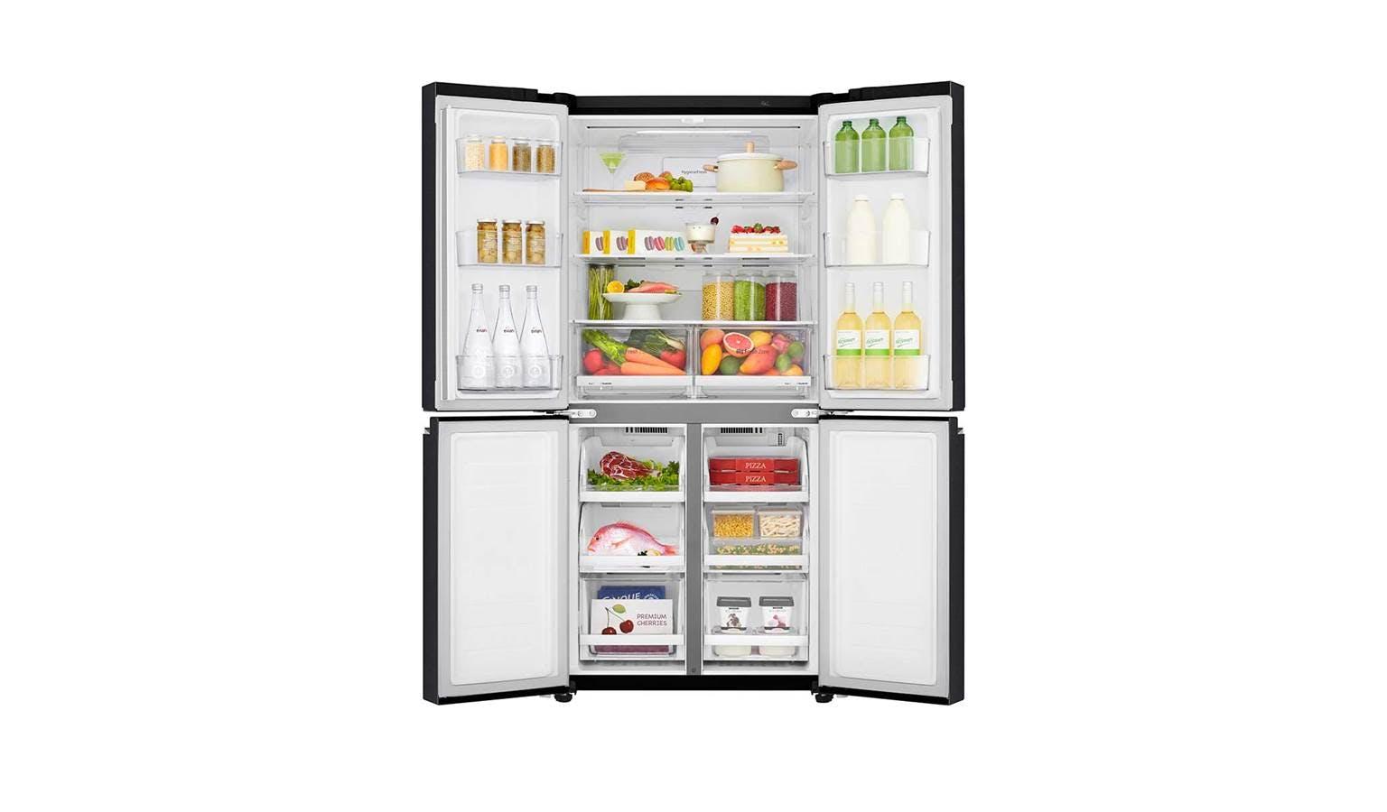 LG GC-B22FTQPL 594L 4 French Door Refrigerator