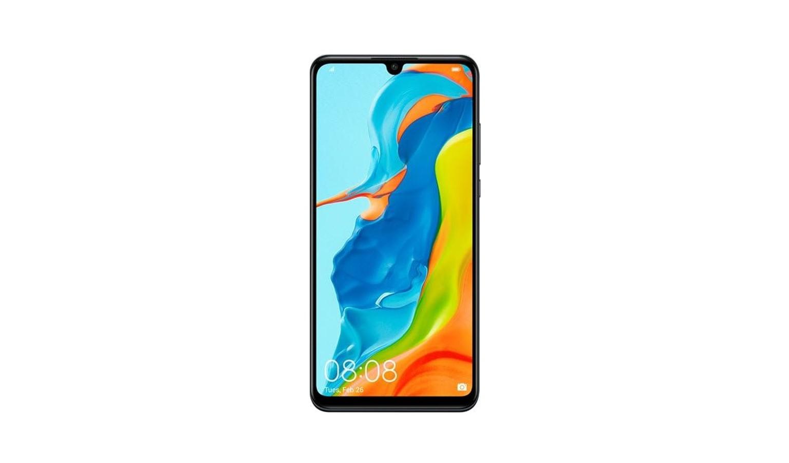 "Huawei Nova 4E 6.15"" 6GB 128GB Smartphone - Midnight Black"
