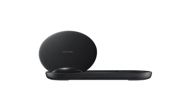 Samsung Wireless Charger Duo Pad - Black-01