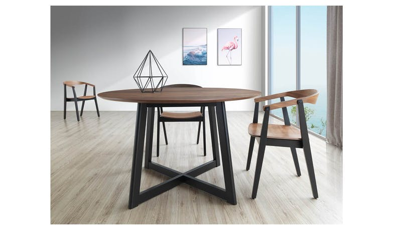 Anson 1+4 Pcs Dining Set