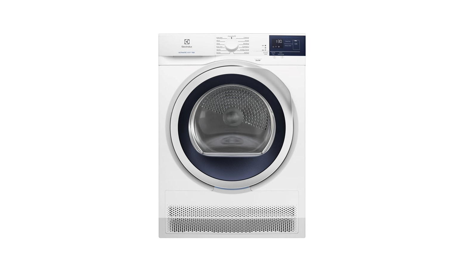 Electrolux EDC804CEWA 8KG Condenser Dryer - White