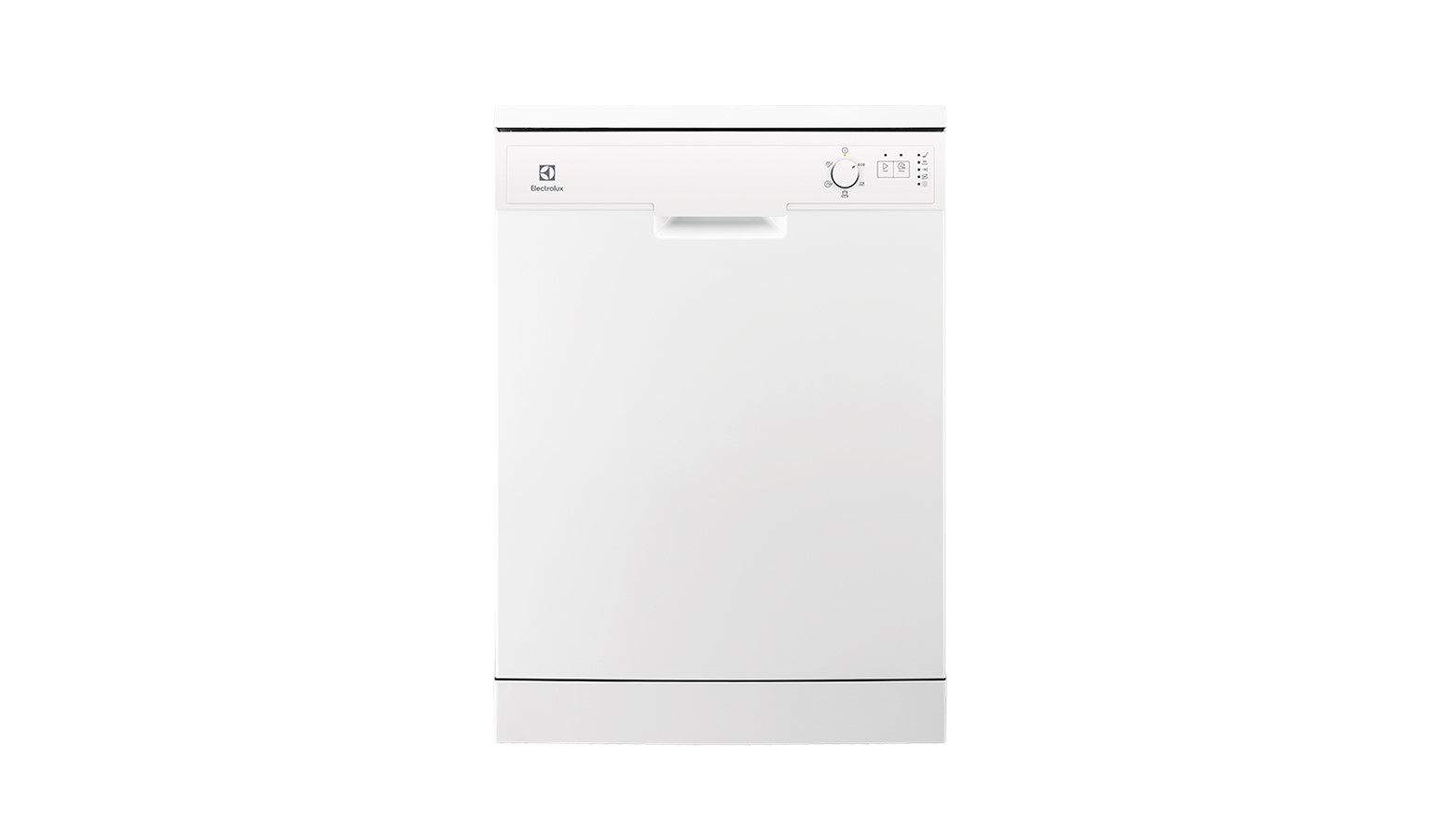 Electrolux ESF5206LOW Air Dry Free-standing Dishwasher - White
