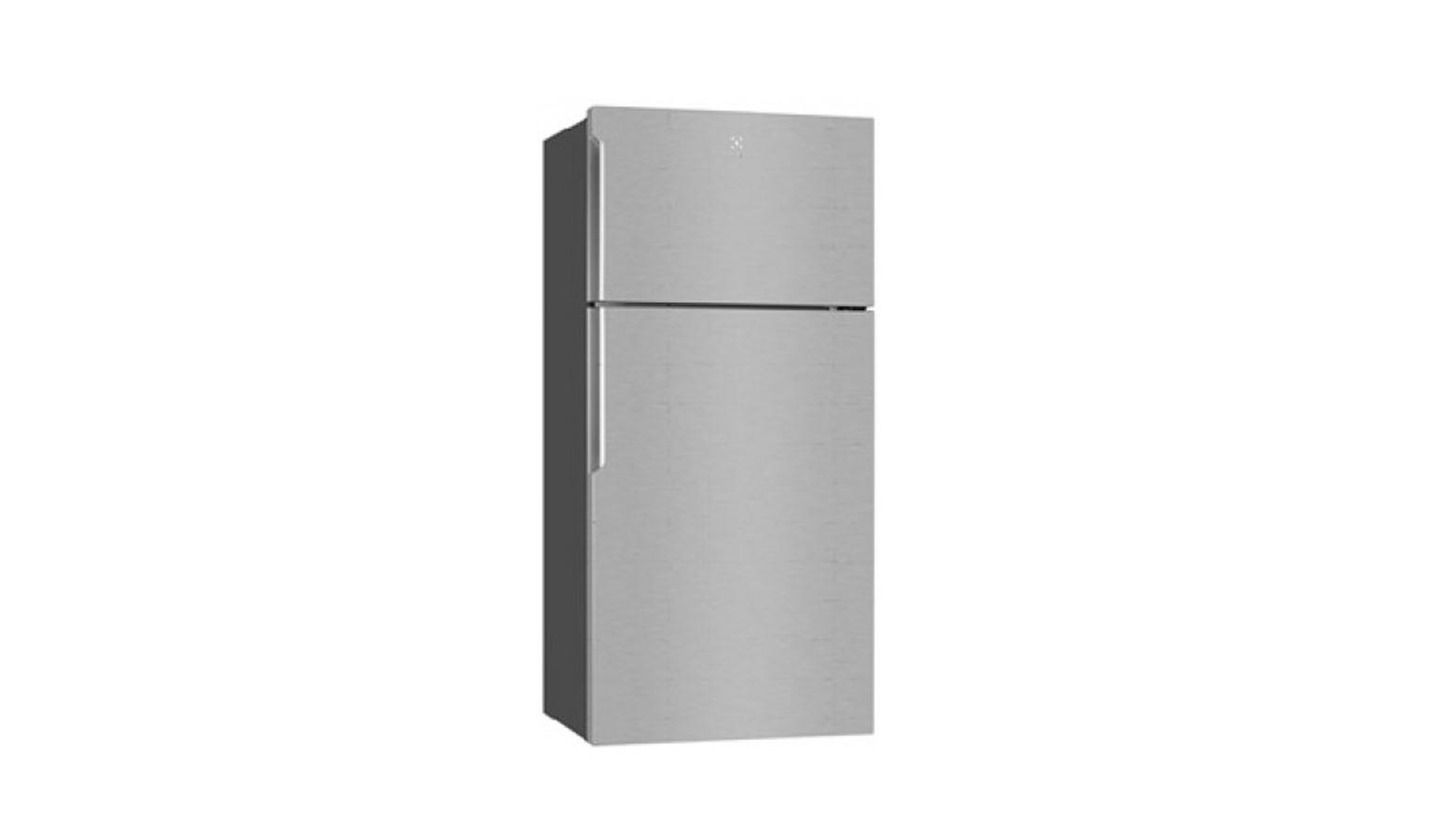 Electrolux ETB5400BA 503L 2-Door Top Freezer Fridge - Arctic Silver