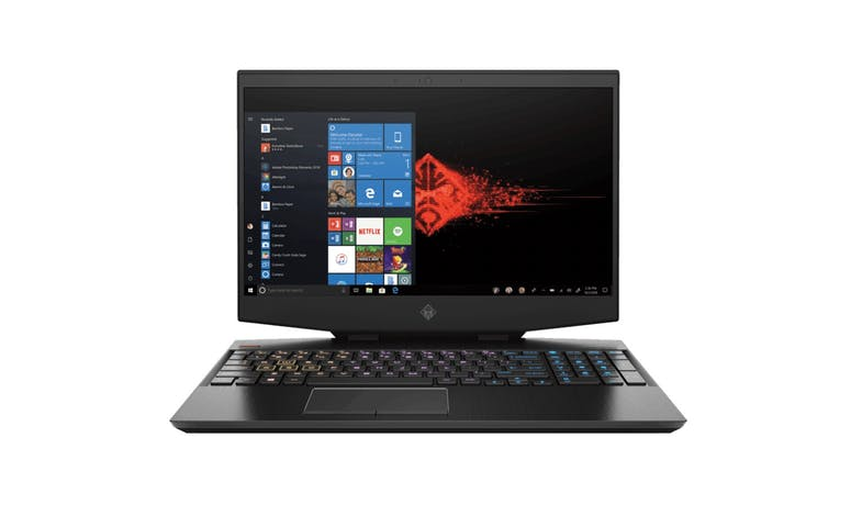 "HP Omen 15-DH0038TX 15.6"" i7 8GB 1TB+256GB W10 - Shadow Black"