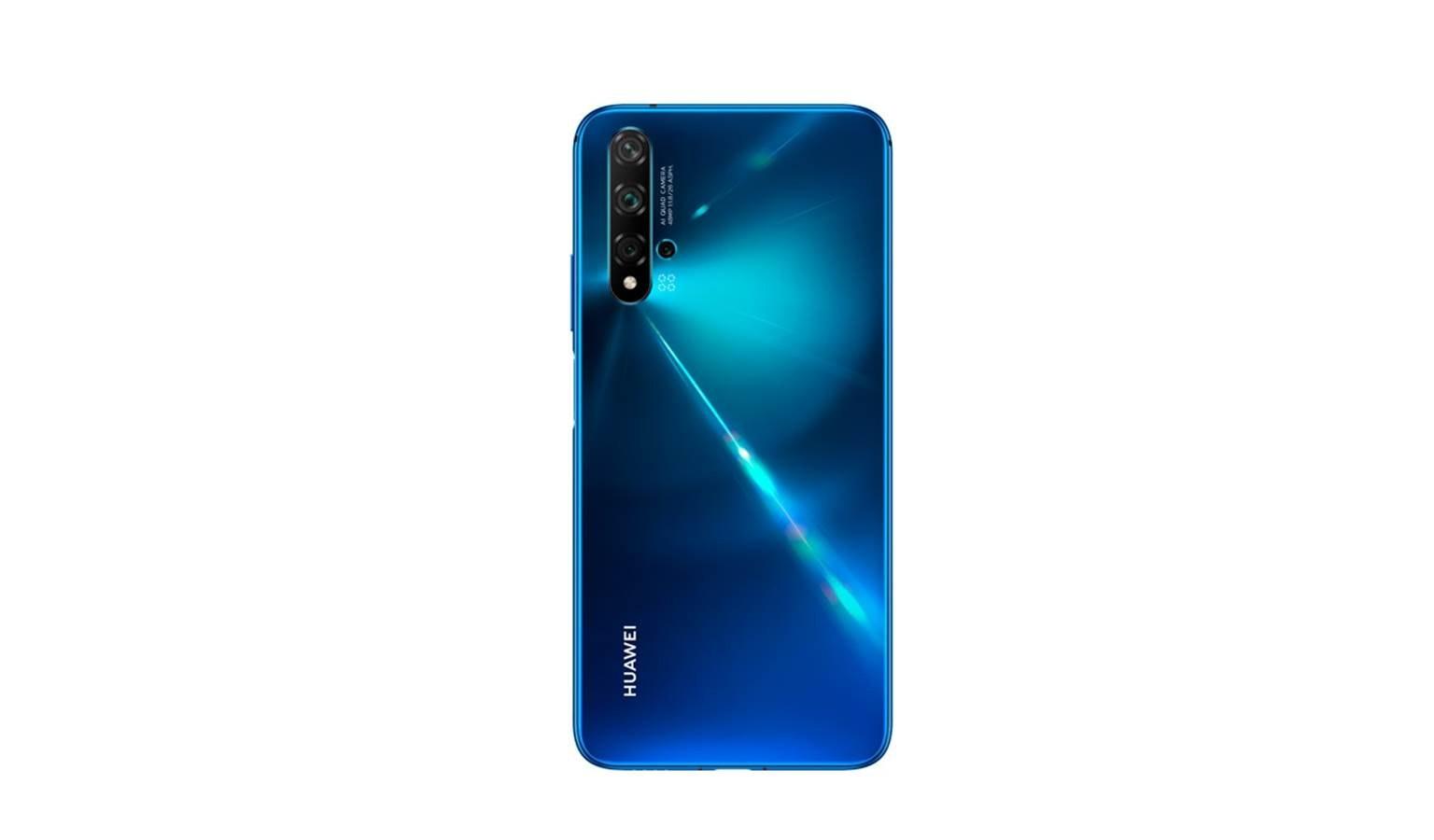 Huawei nova 5t crush blue претензия потребителя о возврате денег