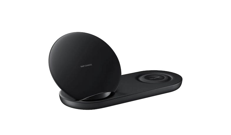Samsung Wireless Charger Duo Pad - Black-04