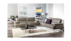 Cuborosso Giada Full Leather 3 Seater