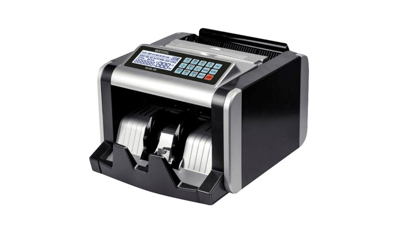 Biosystem BANK-588 Notes Counter - Black_01