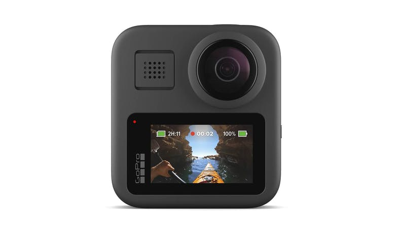 GoPro MAX 360 Action Camera (Front Screen)