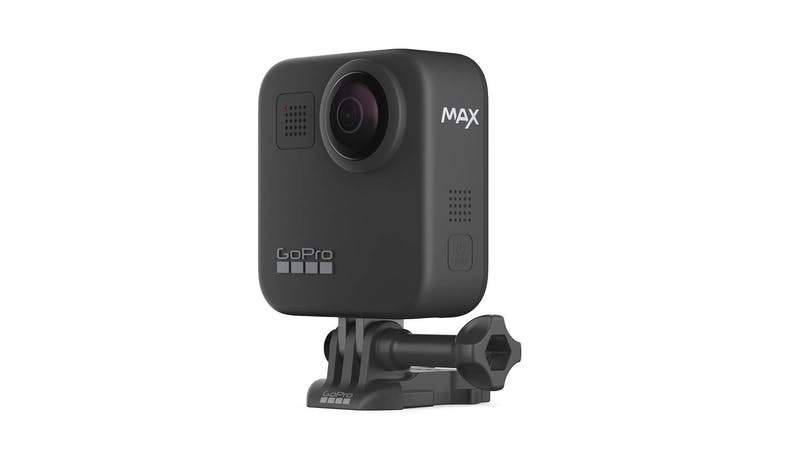 GoPro MAX 360 Action Camera (Side 1)