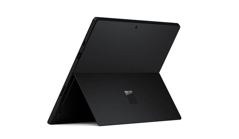 Microsoft Surface Pro 7 (Core i5, 8GB/256GB) - Matte Black (Back)