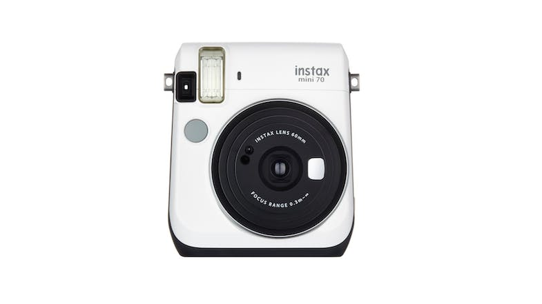 Fujifilm Instax Mini 70 - White (Demo Units)