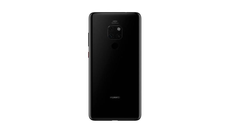 Huawei Mate 20 (6+128 GB) 6.53-inch Smartphone - Black (DEMO) (Back)