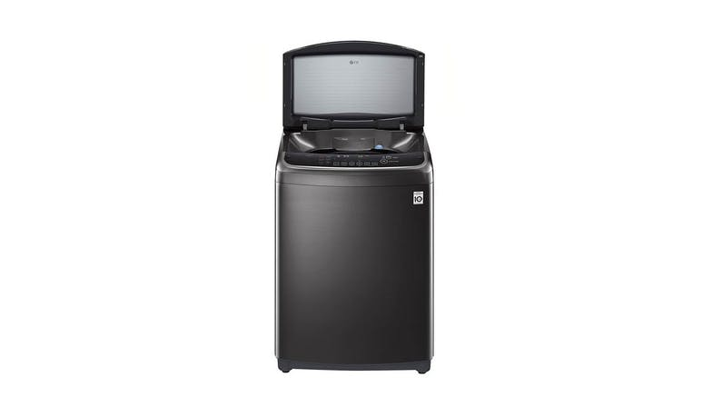 LG TH-2722SSAK 22kg 6 Motion Inverter Direct Drive Top Load Washing Machine with Steam Function (Front Opened)