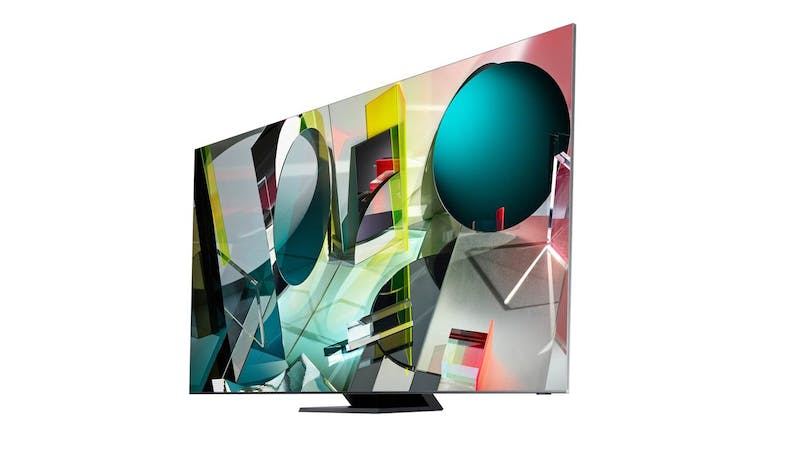 Samsung QA-65Q950TS QLED 8K Smart TV (Right 2)