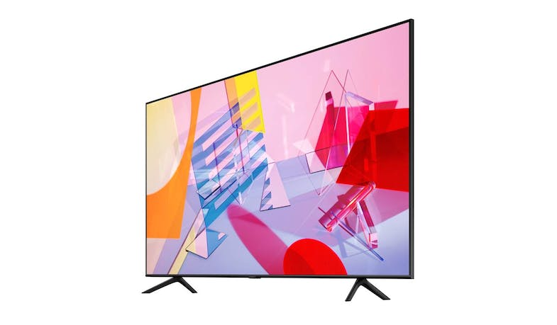 Samsung QA-75Q60TA Q60T QLED 4K Smart TV (Right 1)