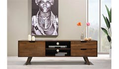 PAXTON Wooden TV Cabinet
