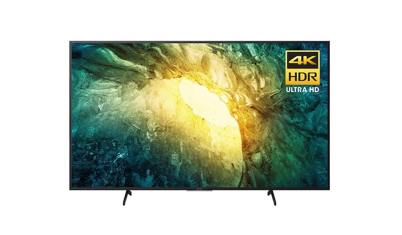 Sony X750H 55-inch HDR 4K UHD Smart LED TV (IMG 1)