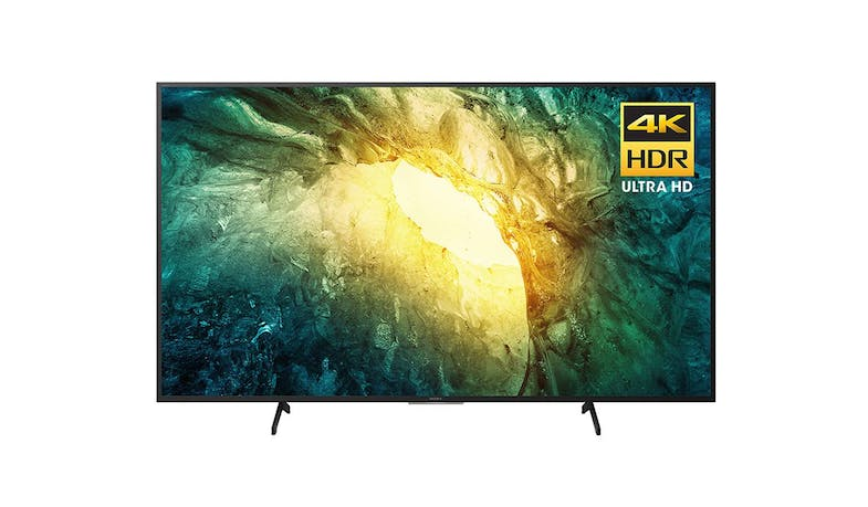 Sony X750H 65-inch HDR 4K UHD Smart LED TV (IMG 1)