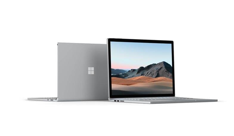 Microsoft Surface Book 3 Core I7 32gb 512gb 15 Inch Laptop Smn 00017 Harvey Norman Malaysia