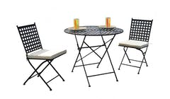 NEST Forderle 3 Piece Outdoor Dining Set