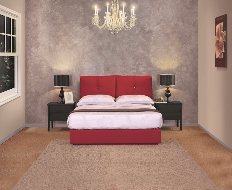 Indiana Queen Headboard (J288-42)