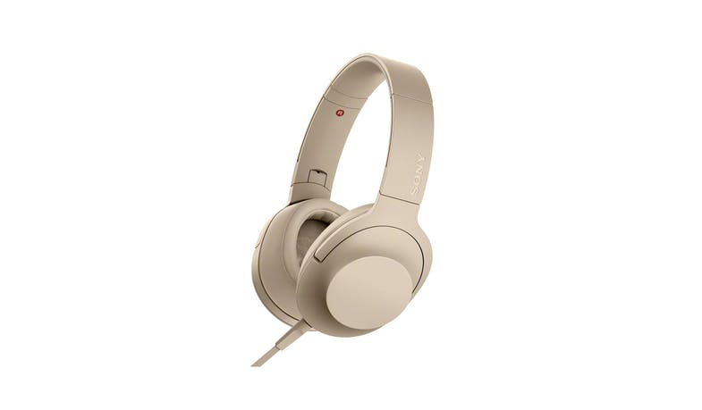 Sony MDR-H600 Headphone - Gold