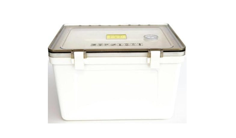 Samurai S880 Dry Box - White (Demo Unit)