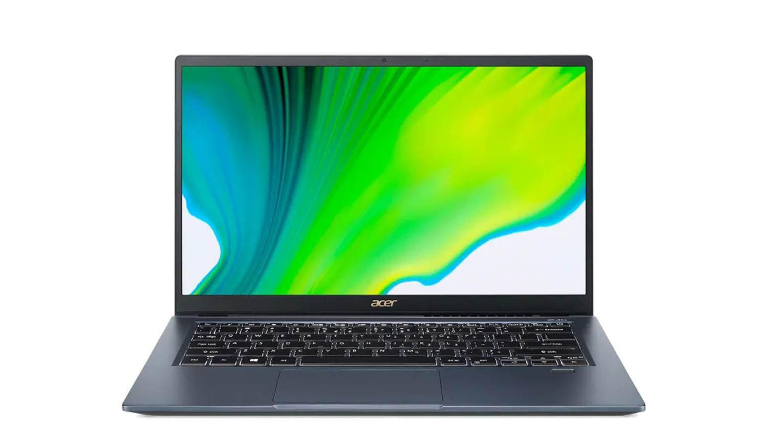 Acer Swift 3x (Core i5, 8GB/512GB, Windows 10) 14-inch Laptop - Blue