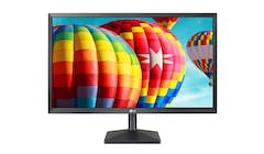 LG 24-inch Class Full HD IPS LED Monitor with AMD FreeSync (24MK430H) - IMG 1