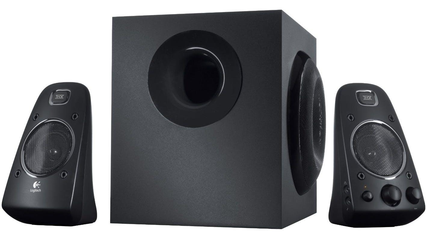 Logitech Z623 Thx Certified Stereo Speaker System Harvey Norman Hi Fi Pc