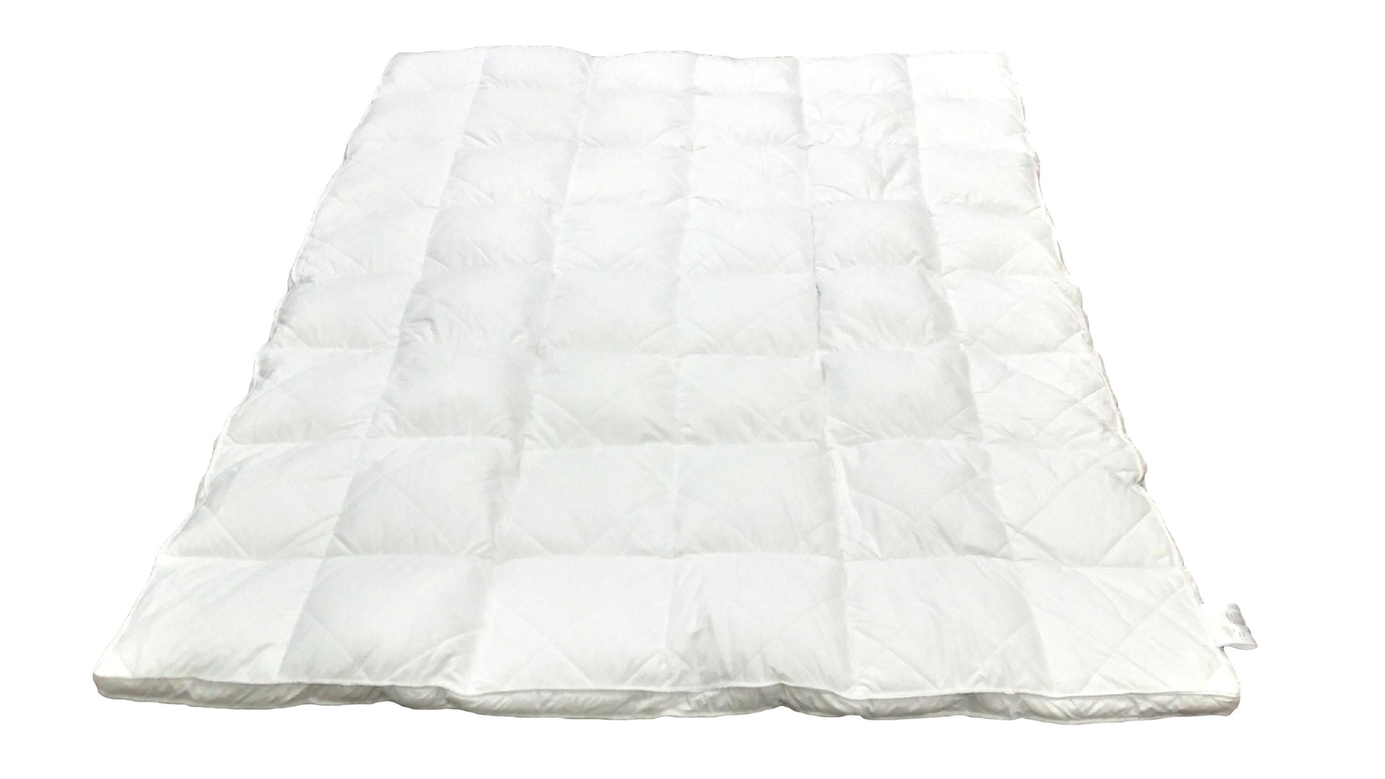 ashley summers feather queen mattress topper