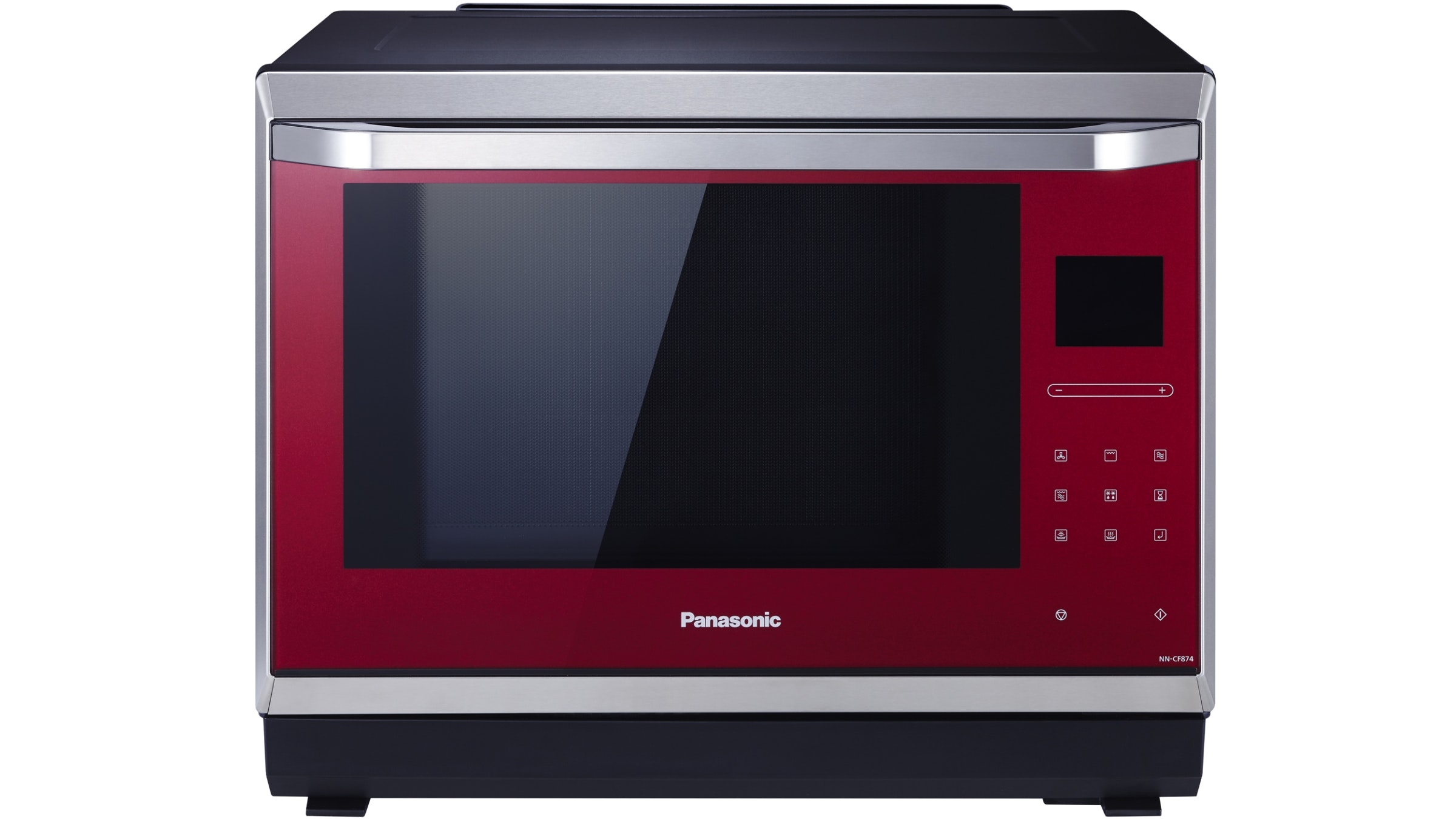 panasonic 32l inverter convection microwave oven red - Panasonic Microwave Inverter